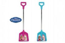Lopata 67cm plast Ľadové kráľovstvo / Frozen 12m + Wader - mix variantov či farieb