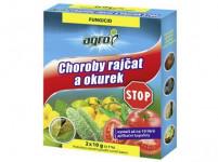 Agro Choroby paradajok a uhoriek STOP - 2 x 10 g