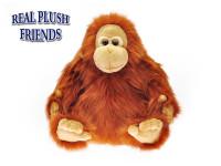 Orangutan plyšový 30 cm sediaci