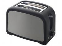 hriankovač 2 toasty, čas. ovládač, 3 funkcie, 650-800W, nerez