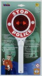 Policejní terčík na baterie