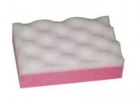 huba kúpeľová masážne 14x9x4cm 1080 - mix farieb