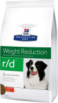 Hill's Canine R/D Dry 4 kg