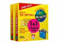 Prípravok BIO-P1 do septiku 100g 1 + 1