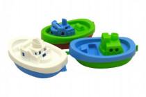 Loď/člun do vody 3ks plast 15cm v sáčku 3ks 12m+