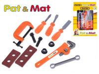 Sada nářadí plast 12ks Pat a Mat - mix variant či barev