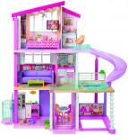 Barbie dom snov so šmykľavkou