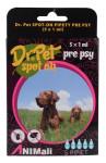 Dr. Pet Spot-On pro psy 5x1ml
