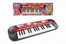 Piáno, 32 klávesov, 45 x 13 cm, na batérie