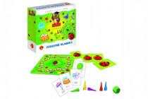 Zábavné slabiky vzdělávací společenská hra