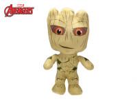 Avengers Groot plyšový 40 cm stojaci