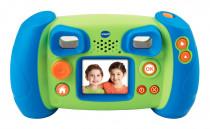Kidizoom Kid Connect Fotoaparát - modrý Vtech plast 14cm na baterie