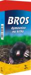Bros - dymovnica na krtkov 3 ks