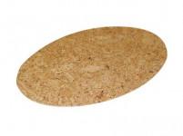 prestieranie kruh 15cm hladký korok (6ks)