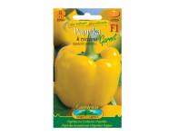 Osivo Paprika zeleninová na rýchlenie GARNET F1- hybrid