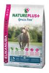 Eukanuba Dog Nature Plus + Puppy Grain Free Salmon2,3kg