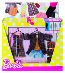 Barbie dvoudílný set oblečení - mix variant či barev