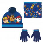 zimné set-čiapky, nákrčník, rukavice Cars
