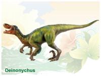 Dinosaurus - Deinonychus 24 cm