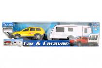 1:32 Auto s karavanom - mix variantov či farieb
