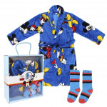 Darčeková sada - župan a huňaté ponožky Disney Mickey