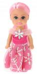 Zimné princezná malá v kournoutku Sparkle Girlz