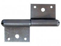 záves okenné 80mm L Zn (20ks)