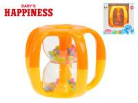 Hrkálka 8,5 cm Baby's Happiness