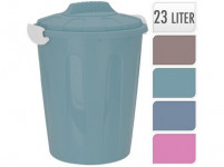 popelnice 23l plastová, K - mix barev