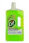 Čistič pro domácnost Cif Brilliance Lemon tekutý 1l