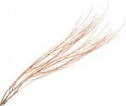 Dekorácie - White Lady Copper (100 cm) - 2 ks
