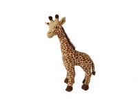 Žirafa plyšová 40 cm stojící