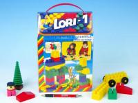 Stavebnica LORI 1 plast