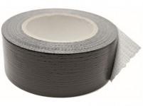 páska textilná na opravy STANDARD 48mmx50m ČER