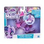 My Little Pony Morský poník 7,5 cm s doplnkom a pohybnlivým - mix variantov či farieb