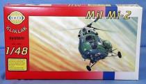Vrtulník Mi 2  1:48