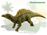 Dinosaurus - Ouranosaurus 28 cm
