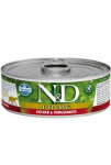 N & D CAT PRIME Adult Chicken & Pomegranate 80g