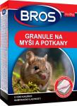 Bros - granule na myši 4x25g (100g)