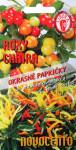 Papričky okrasné (15 semien)