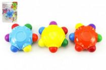 Pastelky hviezda voskovky 6 farieb na karte 10x13cm - mix variantov či farieb