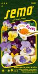 Semo Miniviolka - Jedlé květy 0,3g - série JEDLÉ KVĚTY