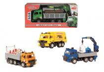 Heavy City Truck 25 cm - mix variant či barev