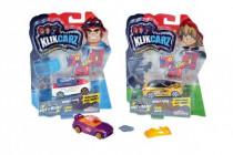 Auto meniace Klikcarz plast 7cm - mix variantov či farieb