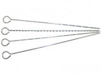 ihla Šašlíkové 38cm Cr (4ks)