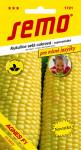 Semo Kukurica cukrová - Agnes F1 (náhrada Longa F1) 3g - séria Pre maškrtné jazýčky