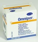 Náplast Omnipor - hypoalergenní fixační 2,5cmx5m