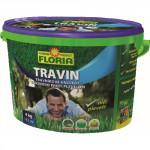 Hnojivo TRAVIN KRÁL TRÁVNÍKŮ s účinkem proti plevelům 4kg