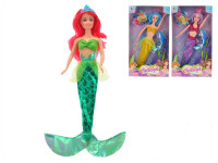 Panenka mořská panna kloubová 29 cm - mix variant či barev
