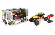 Auto RC Rock Buggy Goliash plast 45cm s adaptérem 24MHz 4x4 offroad na baterie